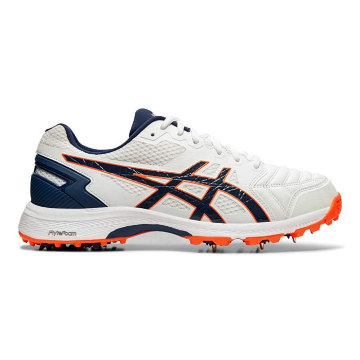 Asics GEL 100 Not Out Full Metal Spikes Cricket Shoes
